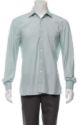Borrelli Striped Dress Shirt