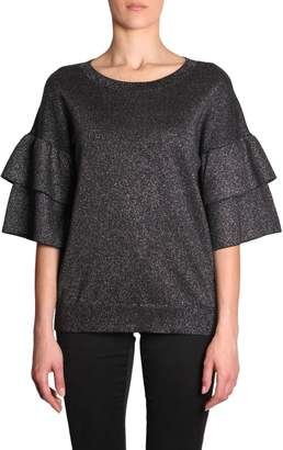 MICHAEL Michael Kors Lurex Sweater