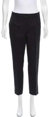 Dolce & Gabbana Mid-Rise Jacquard Pants w/ Tags