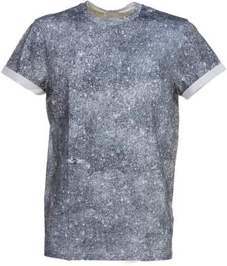 Christian Dior Galaxy Motif T-shirt