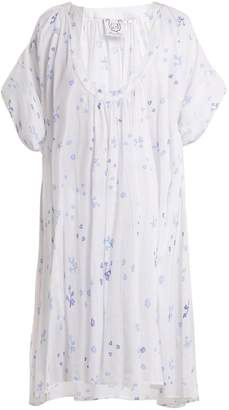 Thierry Colson Shanta floral-print cotton dress