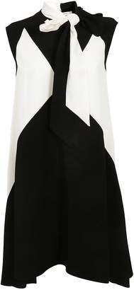 Givenchy Scarf Collar Dress
