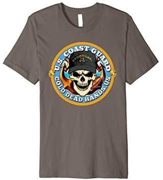 Cold Dead Hands United States Coast Guard T-Shirt