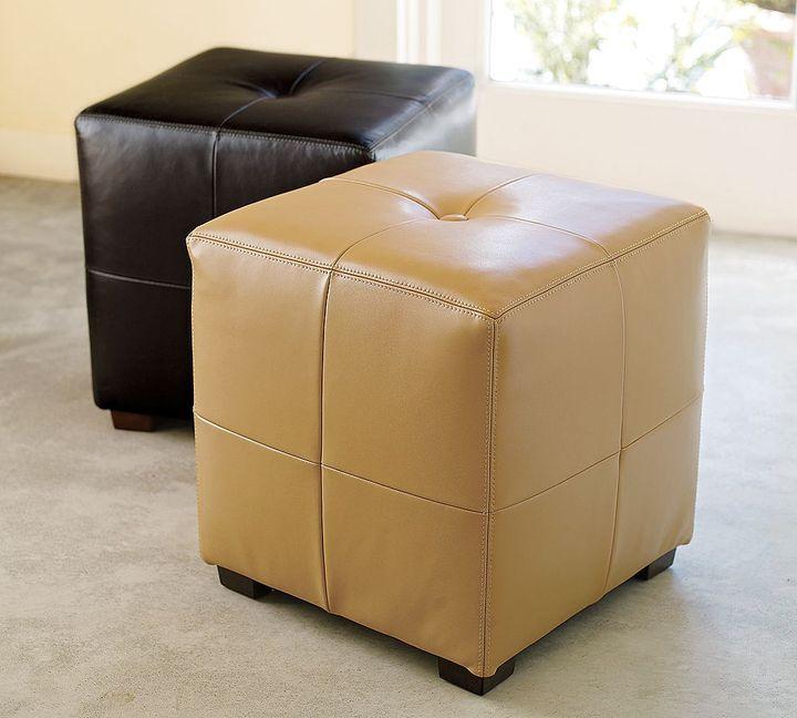 Sullivan Leather Cube
