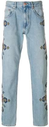 Isabel Marant Jasper denim trousers