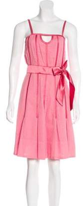 Marc Jacobs Sleeveless Cutout Dress
