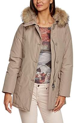 Canadian Classics Women's Giacca Donna Lindsay Parka Long Sleeve Jacket,(Manufacturer Size: Large (IT 48)