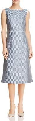 Lafayette 148 New York Jojo Striped Dress