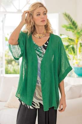 Soft Surroundings Whisper Cardi