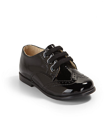 Naturino Infant's & Toddler's Patent Leather Wing-Tip Shoes