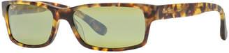 Maui Jim Polarized Sunglasses, 298 Hidden Pinnacle