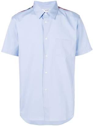Comme des Garcons Boys shortsleeved pocket shirt