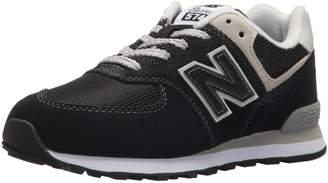 New Balance Boy's 574v1 Essentials Sneaker