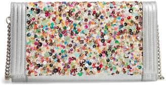 Sondra Roberts Confetti Flap Clutch