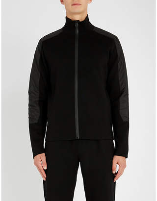 Prada Zip-through wool jacket