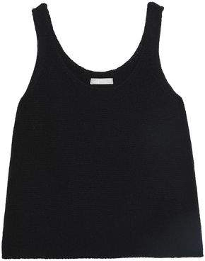 Vince Knitted Cotton Tank