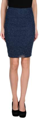 Mauro Gasperi Denim skirts - Item 35237673AB
