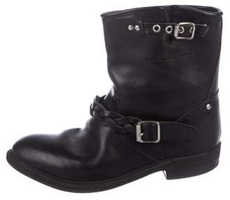 Golden Goose Biker-S Leather Boots