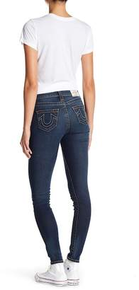 True Religion High Rise Super Skinny Jeans