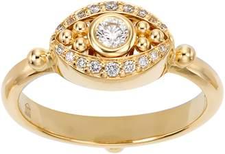 Temple St. Clair Diamond Evil Eye Ring