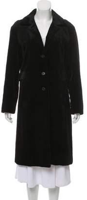 J. Mendel Long Sheared Mink Coat