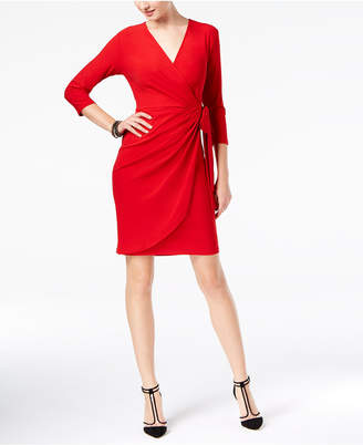 INC International Concepts I.N.C. Wrap Dress, Created for Macy's