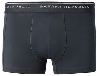 Banana Republic Stretch Cotton Sport Trunk