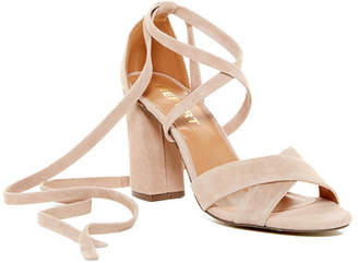 Report Mara Ankle Tie Sandal $70 thestylecure.com
