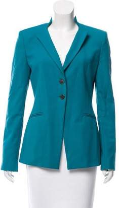 Tamara Mellon Structured Notch-Lapel Blazer