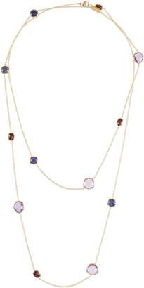 "Ippolita 18K Gold Rock Candy® Long Multi-Stone Necklace in Majesty, 42"""