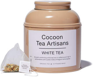 Cocoon Tea Artisans 100%-Organic White Tea