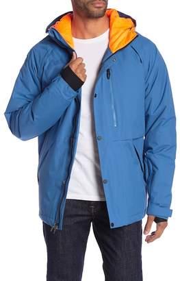 Oakley Freefall FN Dry 15K Waterproof Insulated Hooded Jacket