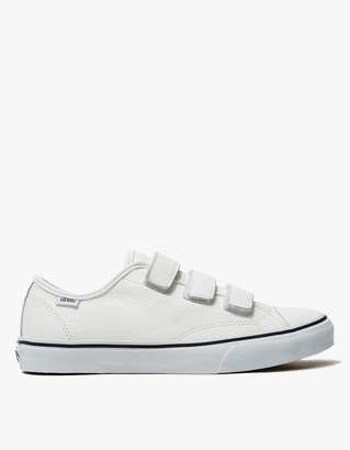 Prison Issue Leather in White $80 thestylecure.com
