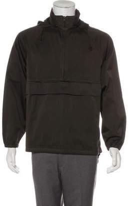 Yeezy 2018 Twill Pullover Anorak Jacket