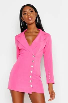 26bafdbdc6b87 boohoo Pink Evening Dresses - ShopStyle UK