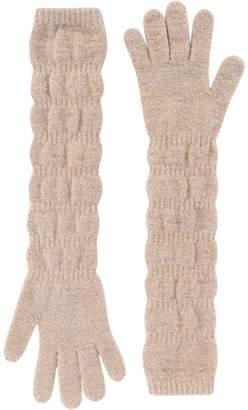 GEORGE J. LOVE Gloves - Item 46605393OG