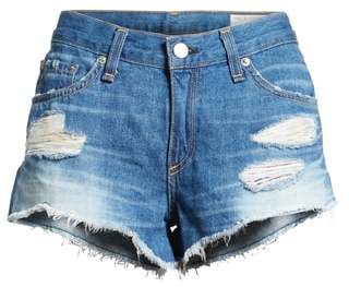 rag & bone/JEAN 'The Cutoff' Denim Shorts