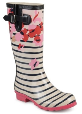 Journee Collection Mist Rain Boot