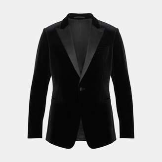 Velvet Chambers Tuxedo Jacket