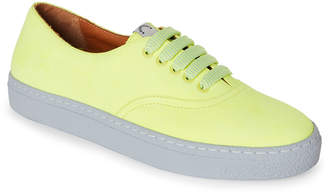 Fiorucci Leather Low-Top Sneakers