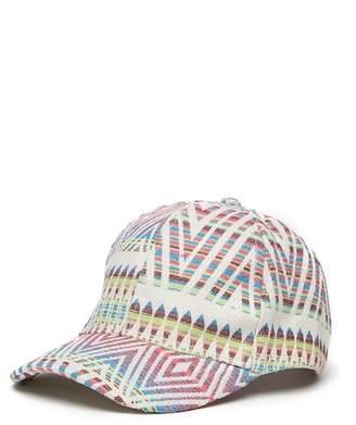 Collection XIIX Rainbow Geometric Baseball Cap