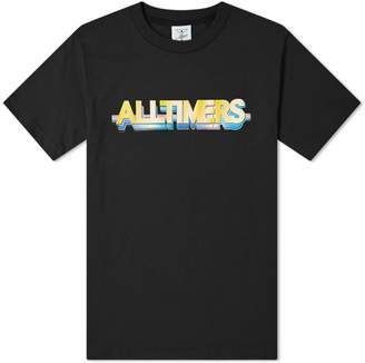 Alltimers Feature Tee