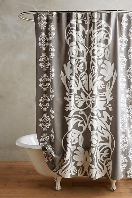 AnthropologieAnthropologie Nobleford Shower Curtain