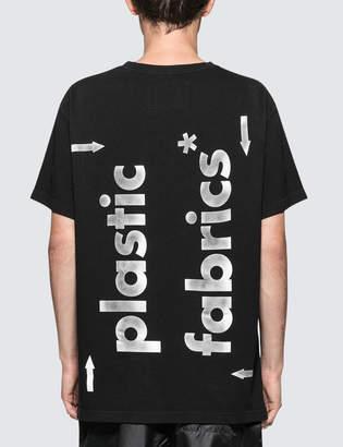 A-Cold-Wall* A Cold Wall* Recut Plastic Fabrics S/S T-Shirt