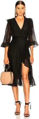 Ganni Jasmine Dress