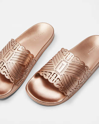 7437aba05c8685 Ted Baker Rose Gold Womens Shoes - ShopStyle