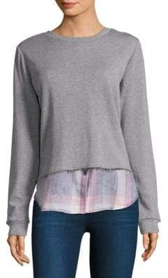 Rails Layered Sweatshirt