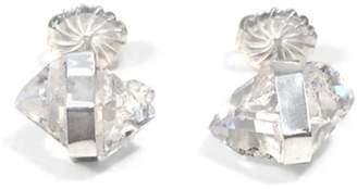 Wings Hawai'i Herkimer Stud Earrings