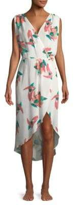 Hermanny ViX by Paula Bluebell Floral Dress