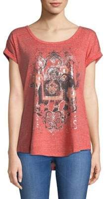 Style&Co. Style & Co. Short-Sleeve Graphic Tee